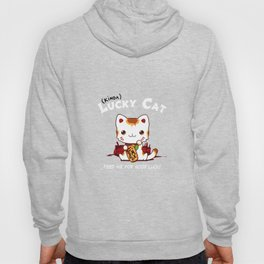 Make Your Own Lucky Cat Hoody
