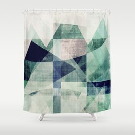 art, wall art, home decor, abstract prints, large prints, abstract print, geometric wall art, modern Shower Curtain