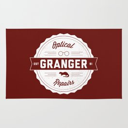 Granger Optical Repair Rug