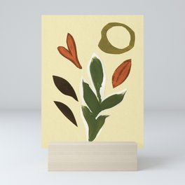 Desert Botanicals Mini Art Print