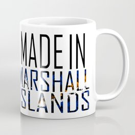 Made In Marshall Islands Coffee Mug