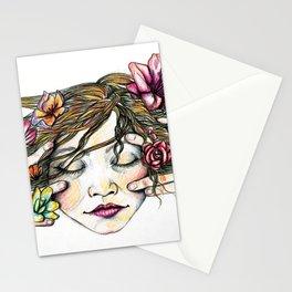 Sentido místico Stationery Cards