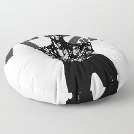 One Piece Zoro Nothing Happened Floor Pillow