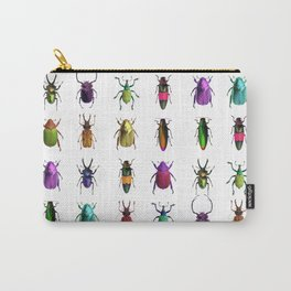 Beautiful Bugs Carry-All Pouch