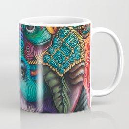 Busy Life By Tyler Aalbu Coffee Mug