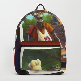 Say Cheese and Die! Backpack