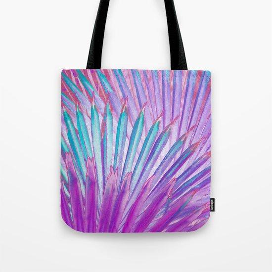 Glorious Morning in purple Tote Bag