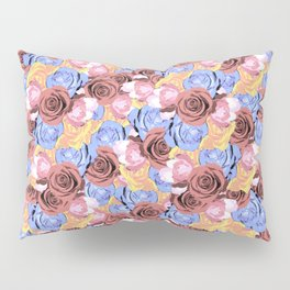Rose is a rose is a ro... Pillow Sham