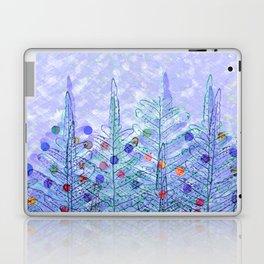 Christmas forest Laptop & iPad Skin
