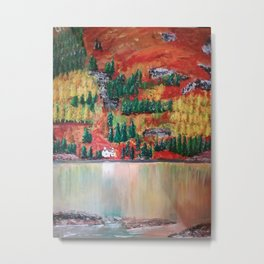 Highland escape Metal Print