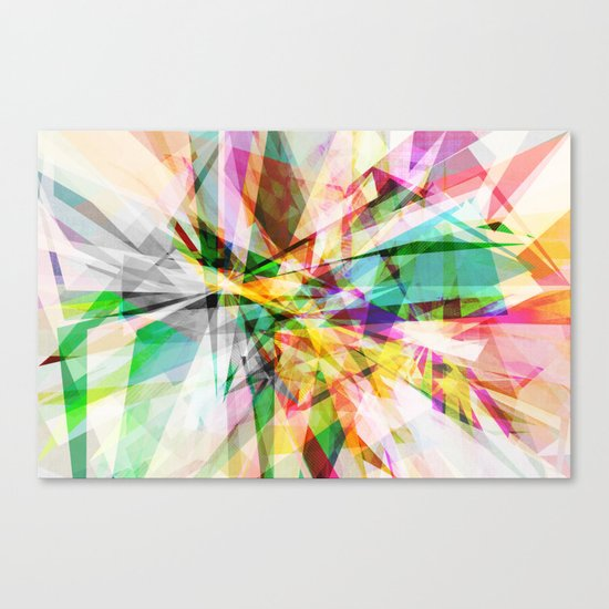 Graphic 13 Canvas Print