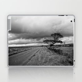 The road ahead - mono Laptop & iPad Skin