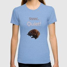 Shhh! Gattology Series T-shirt