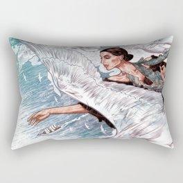 A Gaivota Rectangular Pillow