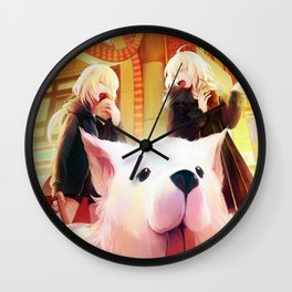FGO: The Shinjuku Alters Wall Clock