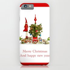 Christmas wishes iPhone 6s Slim Case