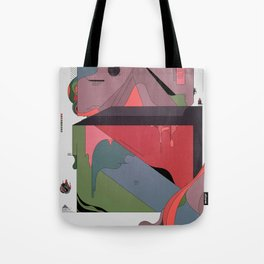 Ancient Infographics Tote Bag