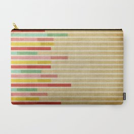 washi stripe Carry-All Pouch