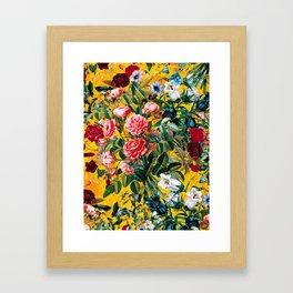 Summer is coming Framed Art Print