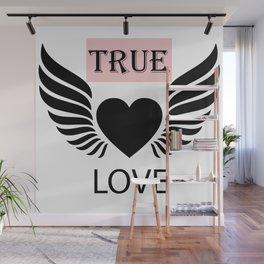 True Love Wall Mural