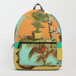 SCOOTER TROPICS Backpack