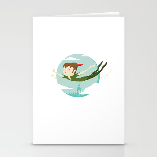 Storybook Pan Stationery Cards