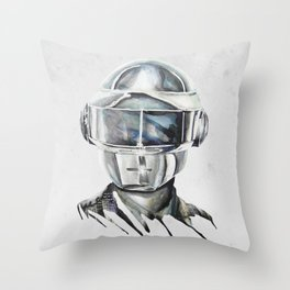 Nightvision Throw Pillow