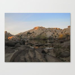 Joshua Tree National Park, California Canvas Print