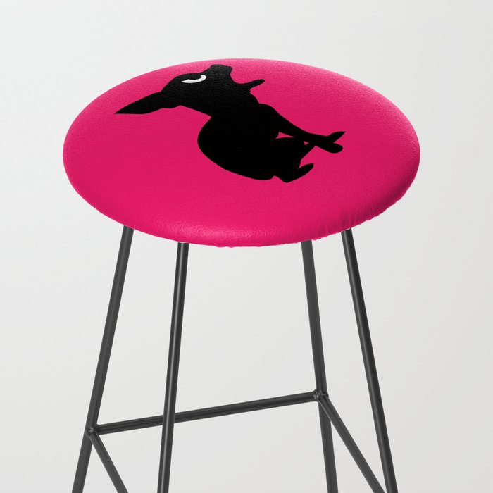 Angry Animals: Chihuahua Bar Stool