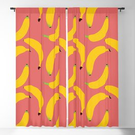 Banana Harvest Blackout Curtain