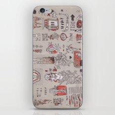 Bastante (A Lot) iPhone & iPod Skin