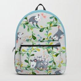Possum Circles Backpack