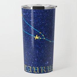 Constellations - TAURUS Travel Mug