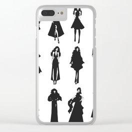 Arcanas Clear iPhone Case