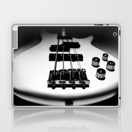 Bass Lines Laptop & iPad Skin