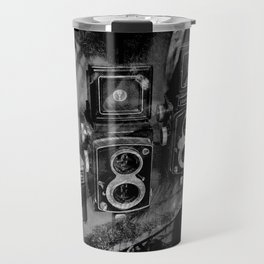 vintage photography Travel Mug