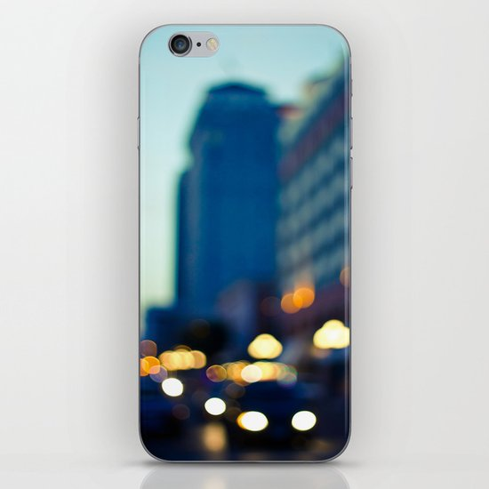 Downtown iPhone Skin