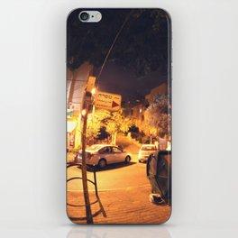 Massada St. - Israel iPhone Skin