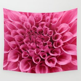 Think Pink Wall Tapestry