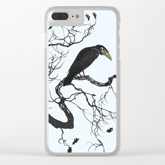 The waiting is the point Clear iPhone Case