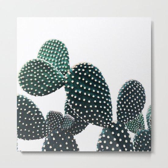 Cactus 2 Metal Print
