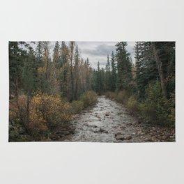 Rocky River Autumn Rug