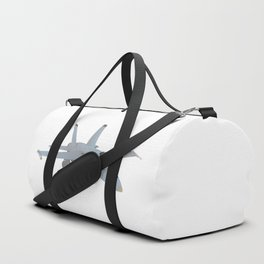 American F-18 Jet Fighter Duffle Bag