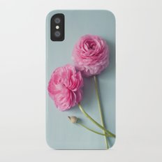 Ranunculus Love Slim Case iPhone X