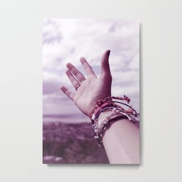Let us go then, you and I Metal Print