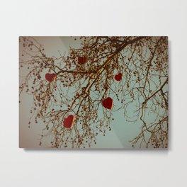 Love Tree Metal Print