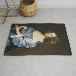 Anthony van Dyck - Mary, Lady Van Dyck Rug