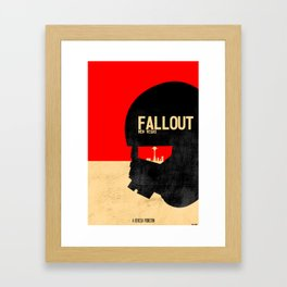 The Mojave Framed Art Print