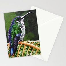 Many Spotted Hummingbird Stationery Cards