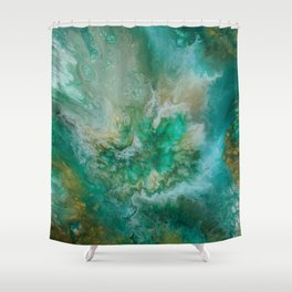 Dawning of a Galactic Planet Shower Curtain